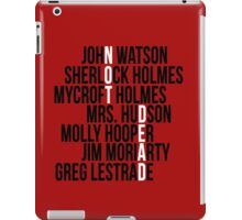 Not Dead iPad Case/Skin