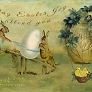 May Easter Joy Attend You by Sarah Vernon