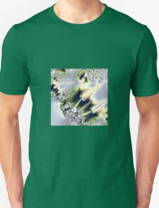 On Gossamer Wings the Faeries Fly Unisex T-Shirt