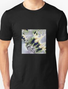 On Gossamer Wings the Faeries Fly Unisex T-Shirt