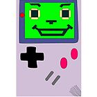 Game Boy Captain N Version by counteraction