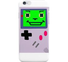 Game Boy Captain N Version iPhone Case/Skin