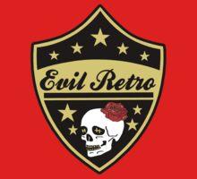 vw evil retro  by lowgrader