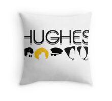 John Hughes Rules Throw Pillow