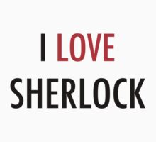 i love sherlock by vrisca