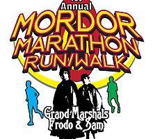 Mordor Marathon by pakaku