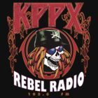 kppx rebel radio Airheads inspired t shirt by colioni
