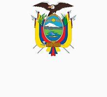 Coat of Arms of Ecuador  Unisex T-Shirt