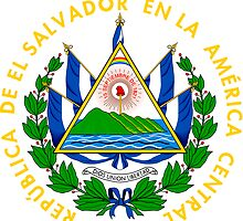 Coat of Arms of El Salvador  by abbeyz71