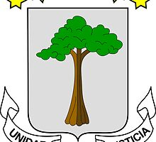 Coat of Arms of Equatorial Guinea  by abbeyz71