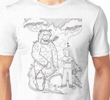 Friends of the Yeti Unisex T-Shirt