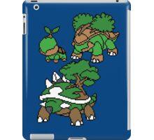 Turtwig, Grotle and Torterra iPad Case/Skin