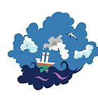 ship by furryclown