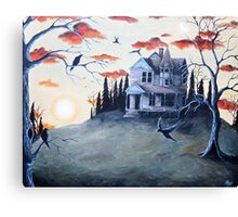 Remnants of Home Canvas Print