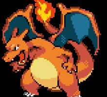 Charizard by Dggammer