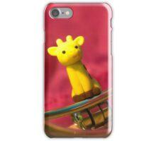 Giraffe in the Mirror iPhone Case/Skin