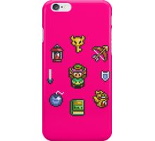 Link with his hoard iPhone Case/Skin