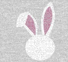 White Lace Bunny by ArtVixen