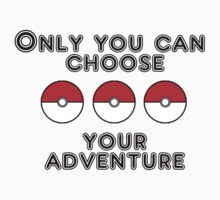 Choose your Adventure by pokemonhumor