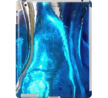Blue i-pad Case #3 iPad Case/Skin