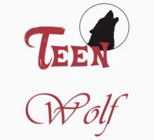 Teen Wolf by rhizatay