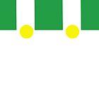 Luigi Suspenders green white samsung by counteraction