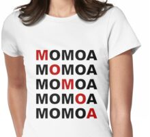 Momoa Womens Fitted T-Shirt
