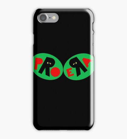 Pro Era Eyes iPhone Case/Skin
