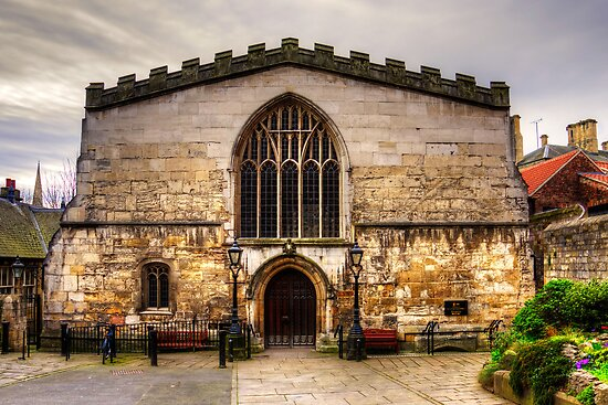 York Guildhall by Tom Gomez