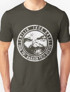 Smilin' Jack and the Anarch Free States T-Shirt