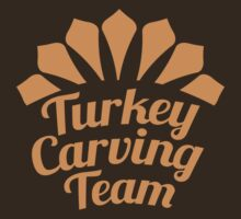 TURKEY CARVING TEAM by jazzydevil