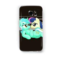 Lyra and Bonbon Phone Case Samsung Galaxy Case/Skin