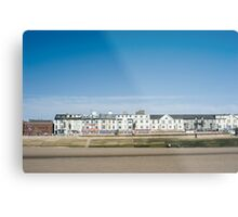 Blackpool seafront guest houses Metal Print