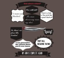 Sweeney Todd quotes by SociallyAwkward