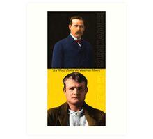 Butch Cassidy and The Sundance Kid 20131012 Art Print