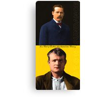 Butch Cassidy and The Sundance Kid 20131012 Canvas Print
