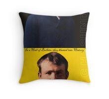 Butch Cassidy and The Sundance Kid 20131012 Throw Pillow
