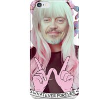 steve buscemi is a pastel goth girl iPhone Case/Skin