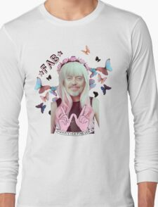 steve buscemi is a pastel goth girl Long Sleeve T-Shirt