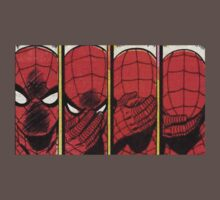 Faceplaming Spider-Man by applicationcity
