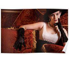 Ms. Hepburn Poster