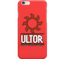 The Ultor Corporation  iPhone Case/Skin