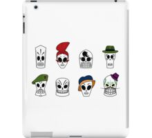 Grim Fandango Skulls iPad Case/Skin