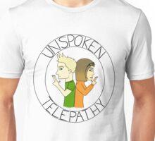 Unspoken Telepathy Unisex T-Shirt