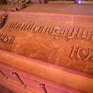 Woodrow Wilson's Tomb by Cora Wandel