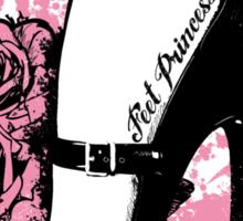 Princess of Feet Sticker