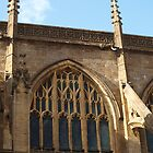 Sherborne Abbey (5) by kalaryder