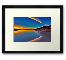 """Impossible Dawn"" Framed Print"