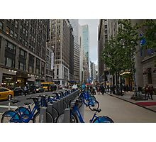 Broadway in the Garment District Photographic Print