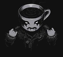 Black Metal Coffee by carbine